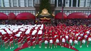 macys thanksgiving day parade 2012 varsity spirit nbc hd