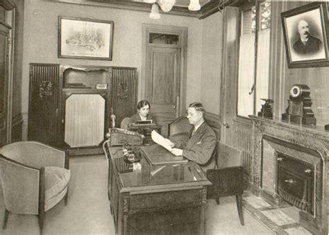 bureau de poste charenton byrrh 1934