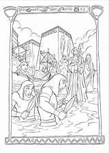 Egypt Coloring Prince Pages Printable Movie Print Egypte Prins Van Last Clips sketch template