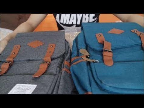 fake herschel backpack  ba youtube