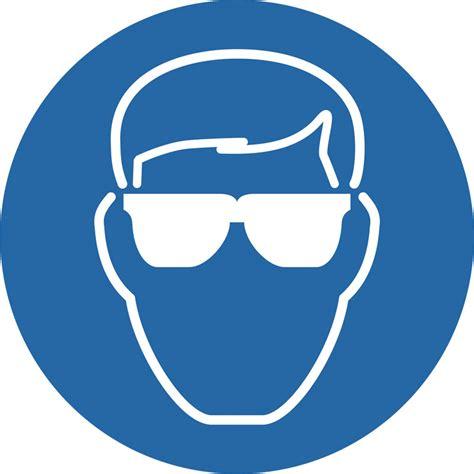 preproomorg mandatory signs wear eye protection