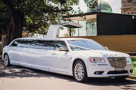 Limousine Car by Limousine Hire Wedding Car Hire Sydney
