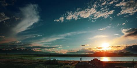 sunset landscapes nature twitter cover twitter