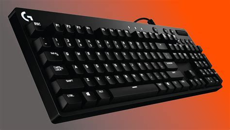 Logitech G610 Orion Review   Trusted Reviews