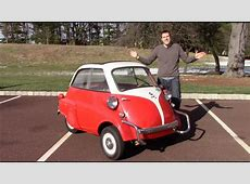 The BMW Isetta Is the Strangest BMW of All Time YouTube