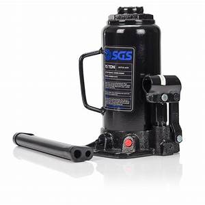 15 Ton Hydraulic Bottle Jack With 150mm Stroke