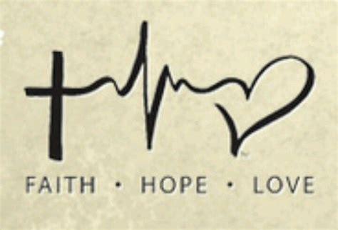 quote nurse tattoos faith hope love nursing stuff