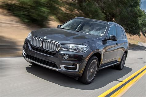 2014 Bmw X5 First Test  Motor Trend