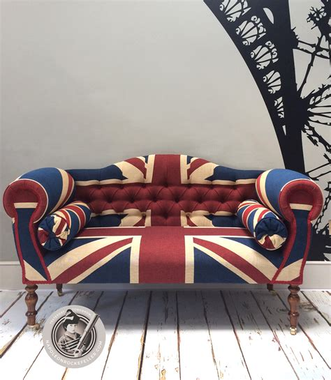 British Flag Sofa 10 Ways To Incorporate The British Flag