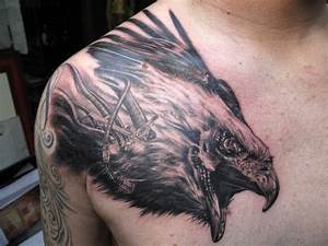 Eagle Tattoos Designs, Ideas and Meaning | Tattoos For You