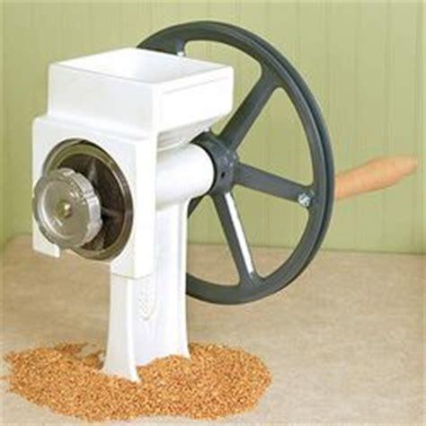 importance  grinding   flour  essentialist