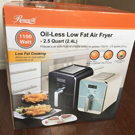 air deep fryer vs frying built