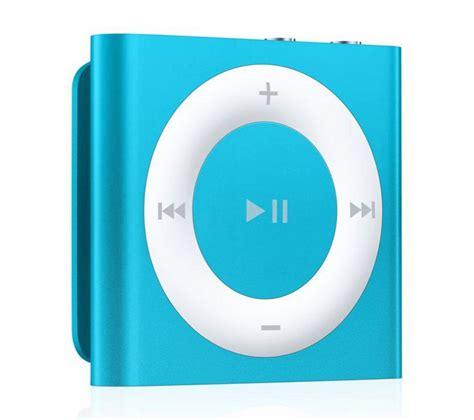 ipod shuffle 4 generation buy apple ipod shuffle 2 gb 4th generation blue free