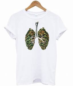 Weed Lungs Tshirt