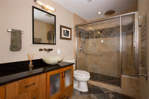 walk in shower ideas for small bathrooms mission style master bath craftsman bathroom other
