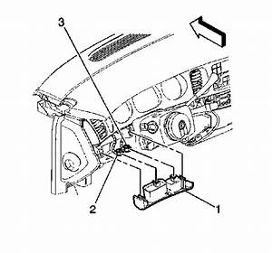 Service Manual  How To Remove 2000 Buick Park Avenue Glove