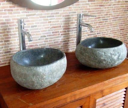 vasque sur machine a laver quot lave galets de rivi 232 re quot retrouvez le sur www pierreetgalet cette vasque provient de