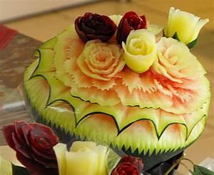 Decoration Legumes Facile : la d coration culinaire tout un art ~ Melissatoandfro.com Idées de Décoration
