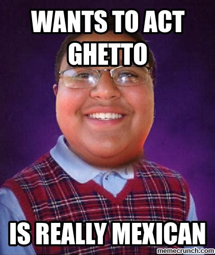 Act Memes - wants to act ghetto