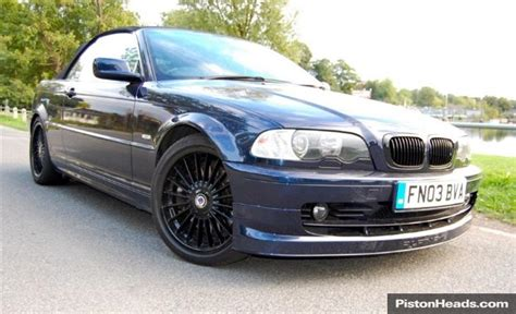 Bmw Alpina B3 Convertible For Sale