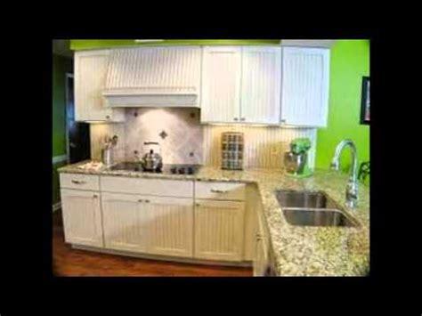 beadboard kitchen cabinets youtube