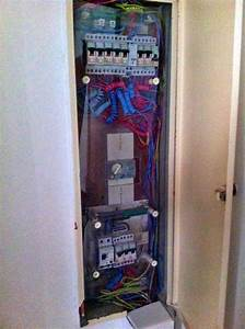 conseils electricite avis renovation tableau With refaire installation electrique appartement