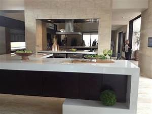 the kitchen island curves and wraps in 2013 1916