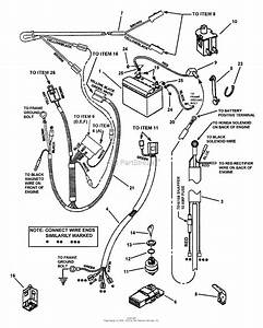 Snapper 281123hve  84883  28 U0026quot  11 Hp Rear Engine Rider Series 23 Parts Diagram For Electrical