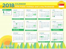 Public Holidays 2018 calendar monthly printable