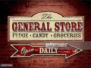 88 best old general stores images on pinterest old for Store sign letters