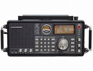Eton Grundig Satellit 750 Ultimate Am  Fm Stereo Shortwave