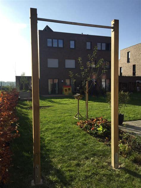Klimmzugstange Für Den Garten (diy) Activatethebeast