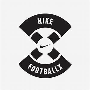 Image Gallery nike football logo design