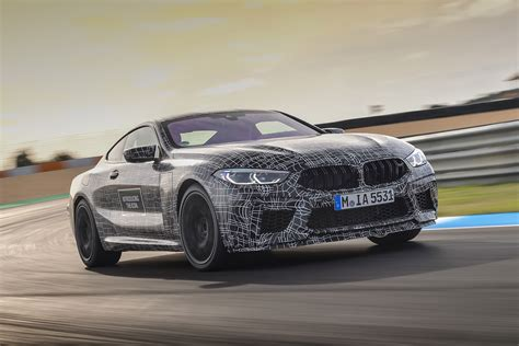 New Bmw M8 Draws Closer To 2019 Launch