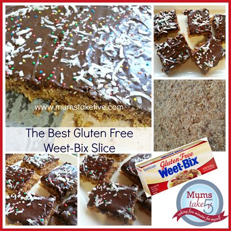 The Best Gluten Free Weetbix Slice