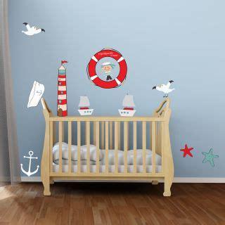 décoration thème marine chambre enfant phare petit