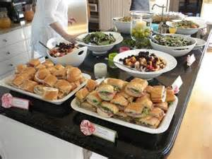 Finger Foods For Baby Shower by Bridal Shower Food Ideas Brunch 99 Wedding Ideas