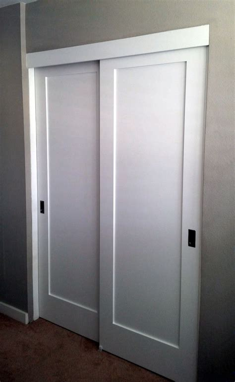 Doors For Bedroom Closets by Panel Louver And Flush Doors Organization Closet In