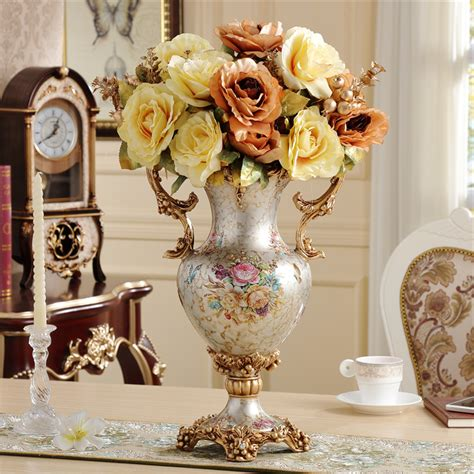 Decorative Vases by Decorative Vases For Living Room Ideas Roy Home Design