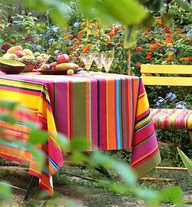 Nappe De Table : une nappe de table ou un chemin de table c est encore mieux evasiondeco ~ Teatrodelosmanantiales.com Idées de Décoration