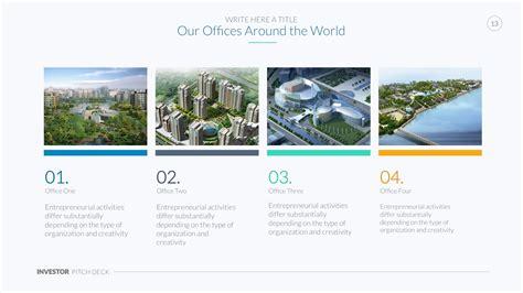 investor pitch deck keynote template by louistwelve design