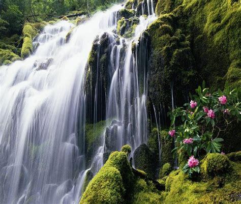 Windows Waterfall Wallpaper