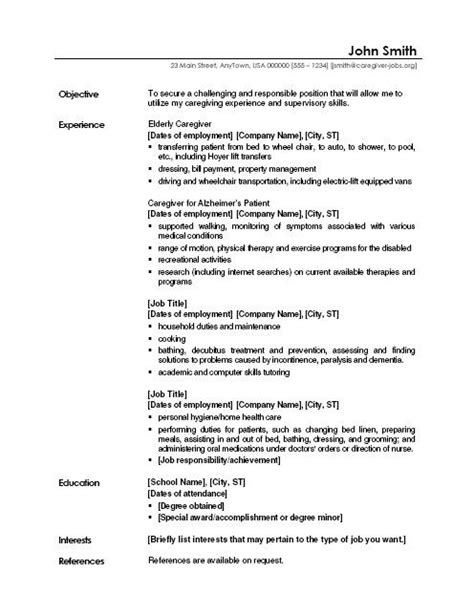 resume objective examples  resumes resume objective
