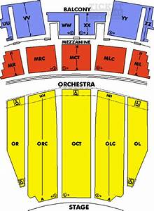 Seating Chart For Midland Theatre Kansas City Dade County Auditorium Seating Chart Ticket Solutions