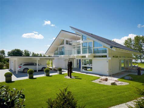 Moderne Luxushäuser by Huf Haus 6 Projektbeispiel 1 Huf Haus Musterhaus Net