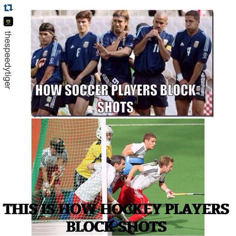 Soccer Hockey Meme - soccer please don t hit me hockey die bitches did hockey pinterest hockey field