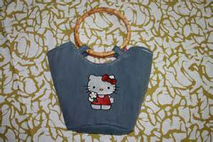 bag   kitty machine embroidery