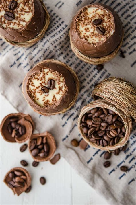 We use the quantifiers much, many, a lot of, lots of to talk about quantities, amounts and degree. Tiramisù Filled Easter Eggs | Chew Town Food Blog