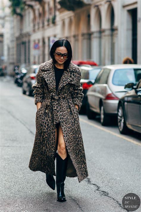Milan Ss 2019 Street Style Yoyo Cao  Style Du Monde