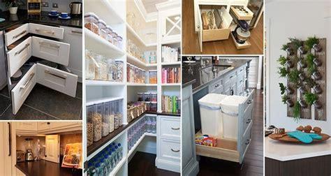 Kitchen Ideas Organizing by 18 Awesome Kitchen Organizing Ideas Every Kitchen Deserves